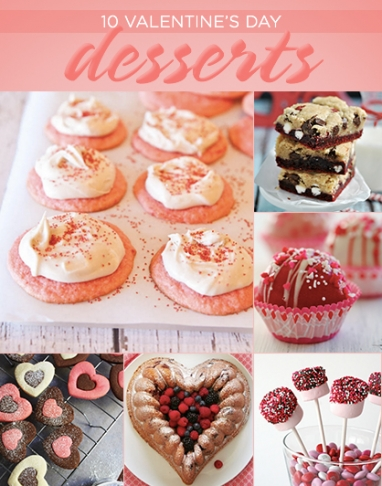 10 Valentine's Day Sweet Treats