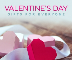 Valentine's Day Gifts for Everyone