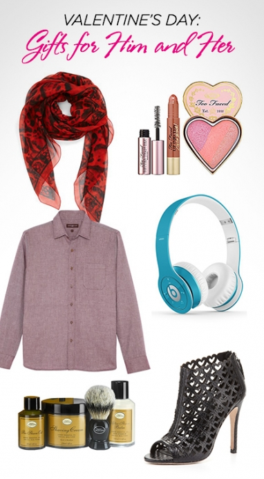 Valentine's Day: Gifts For Him & Her
