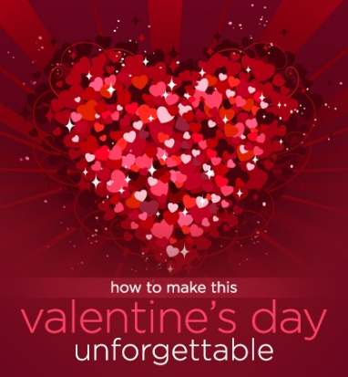 Valentine's Day 101: Make it Unforgettable