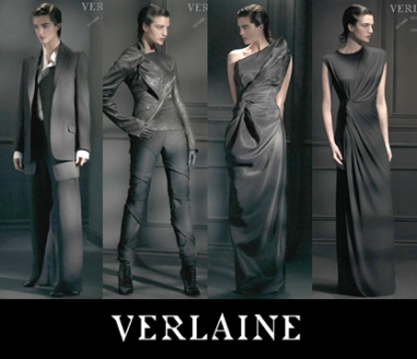 Verlaine walks fine line of androgyny
