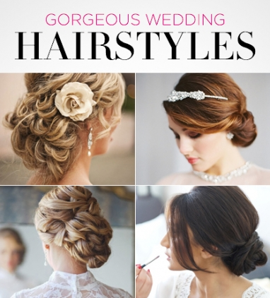 11 Beautiful Bridal Hairstyles