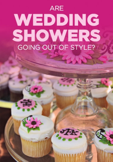 The Changing Style of Wedding Showers