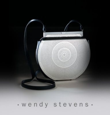Heavy Metal: Wendy Stevens handbags
