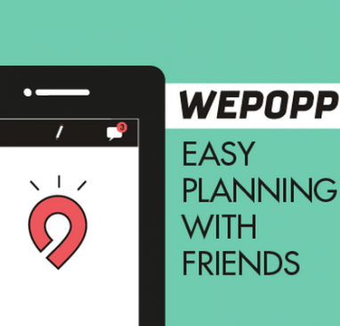 WePopp: Easy Planning With Friends