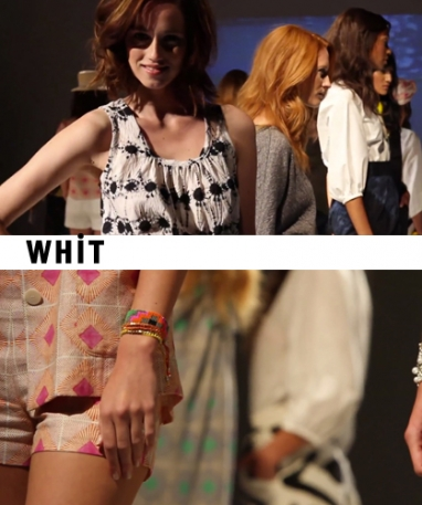 Q&A at NYFW: Whitney Pozgay of WHIT