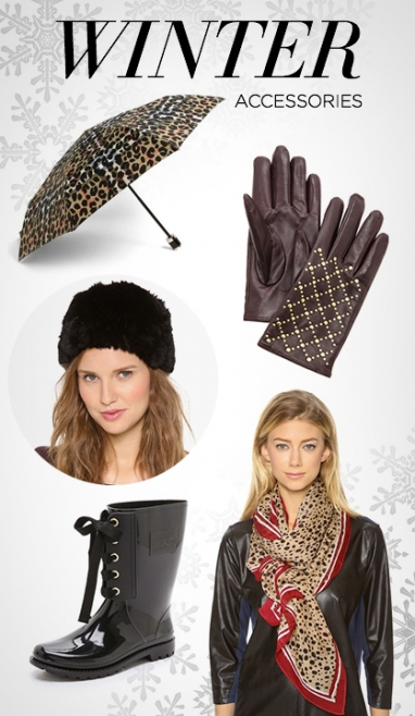 LUX Style: Winter Accessories