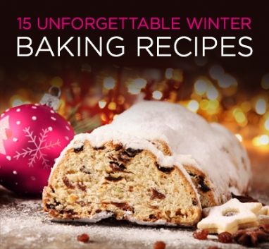 15 Essential Winter Baking Recipes