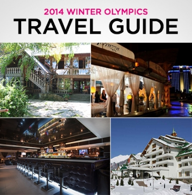 2014 Winter Olympics: Sochi City Guide