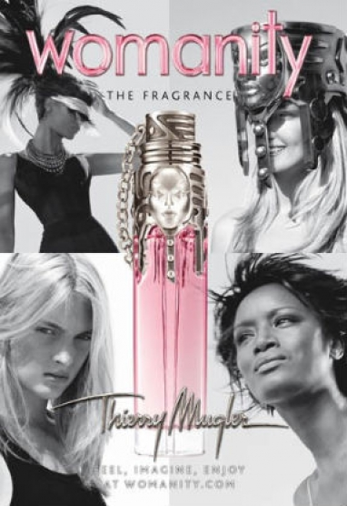 Radar: Mugler launches Womanity scent