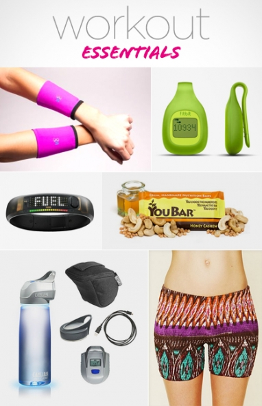 Wellness Wednesday: Workout Essentials