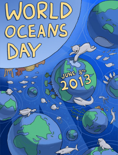 Celebrating World Oceans Day