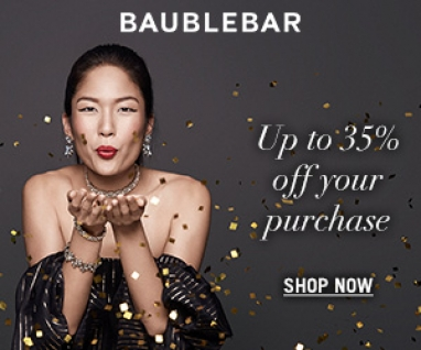 Baublebar Cyber Monday Sale