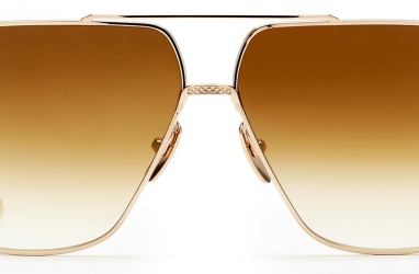 Gold Aviator Frames