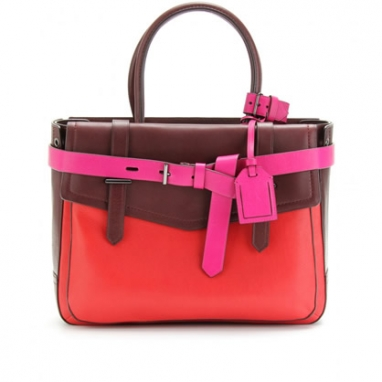 Boxer Leather Tote