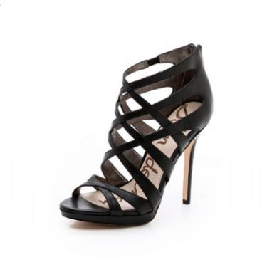 Stylish Crisscross Sandals