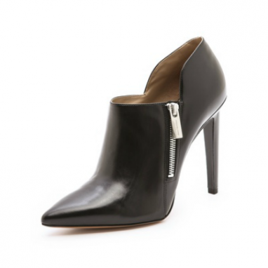 Polished Pointed Booties