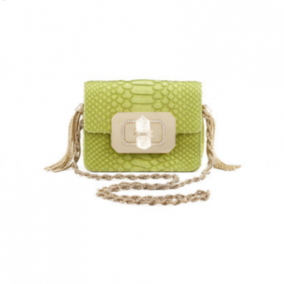 Bold Snakeskin Bag | LadyLUX - Online Luxury Lifestyle, Technology and Fashion Magazine