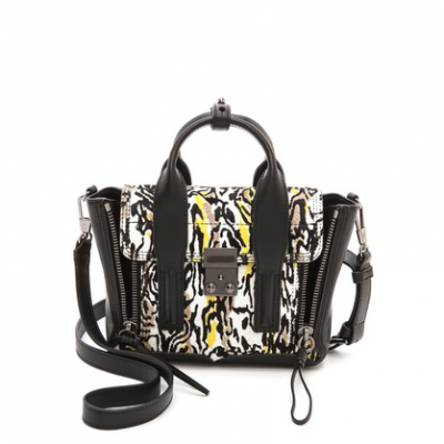 Striking Mini Satchel | LadyLUX - Online Luxury Lifestyle, Technology and Fashion Magazine