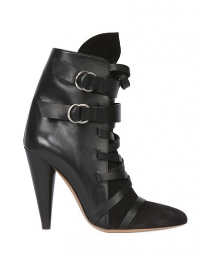 Black Ankle Boots | LadyLUX - Online Luxury Lifestyle, Technology and Fashion Magazine