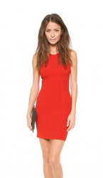 Vibrant Sheath Dress