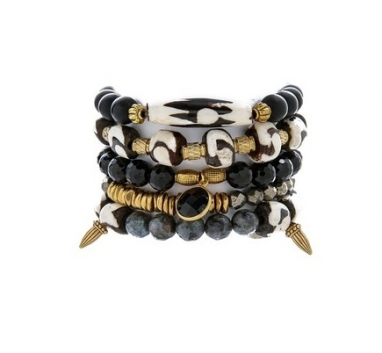 Five Warrior Bracelets