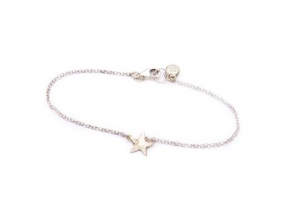 Sterling Silver Star Bracelet | LadyLUX - Online Luxury Lifestyle, Technology and Fashion Magazine