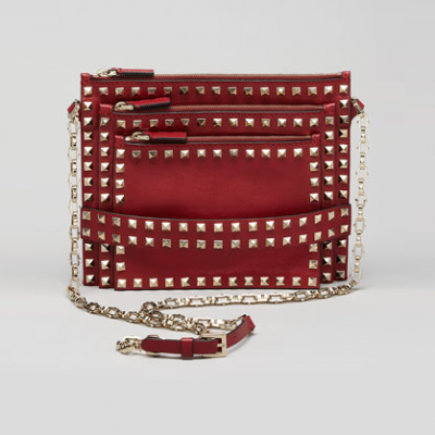 Studded Crossbody Bag | LadyLUX - Online Luxury Lifestyle, Technology and Fashion Magazine