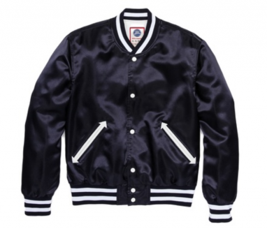 Bird Baseball Jacket