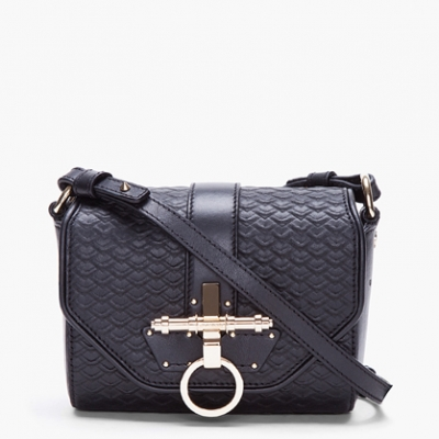 Black Obseida Bag | LadyLUX - Online Luxury Lifestyle, Technology and Fashion Magazine