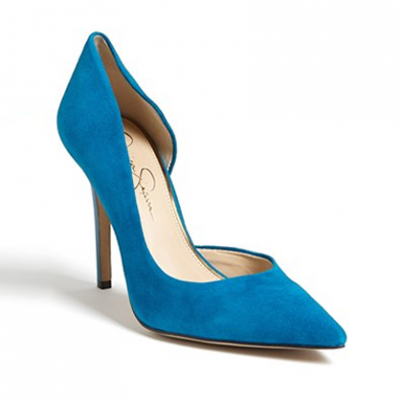 Suede Pumps | LadyLUX - Online Luxury Lifestyle, Technology and Fashion Magazine