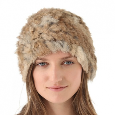 Slouchy Fur Hat | LadyLUX - Online Luxury Lifestyle, Technology and Fashion Magazine
