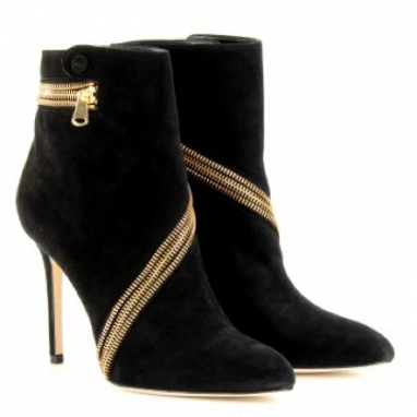 Zip Around Ankle Boots