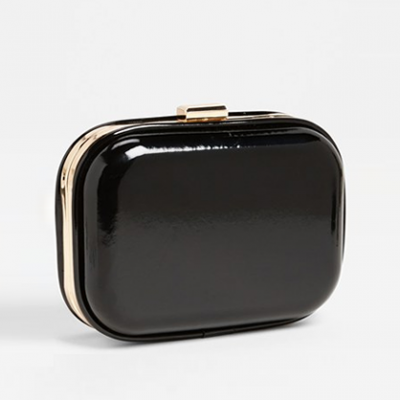 Patent Box Clutch | LadyLUX - Online Luxury Lifestyle, Technology and Fashion Magazine