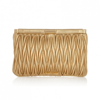 Metallic Clutch | LadyLUX - Online Luxury Lifestyle, Technology and Fashion Magazine