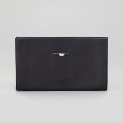 Sophisticated Black Clutch | LadyLUX - Online Luxury Lifestyle, Technology and Fashion Magazine