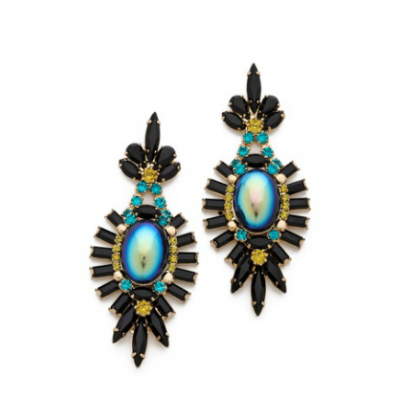 Glamorous Drop Earrings | LadyLUX - Online Luxury Lifestyle, Technology and Fashion Magazine