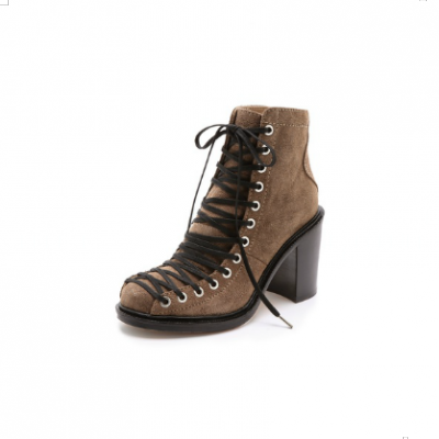 Playful Hiking Booties | LadyLUX - Online Luxury Lifestyle, Technology and Fashion Magazine