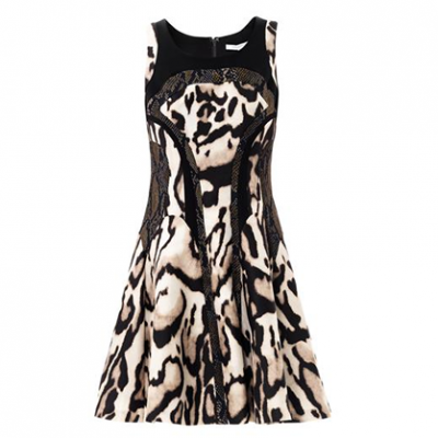 Leopard Print Dress | LadyLUX - Online Luxury Lifestyle, Technology and Fashion Magazine