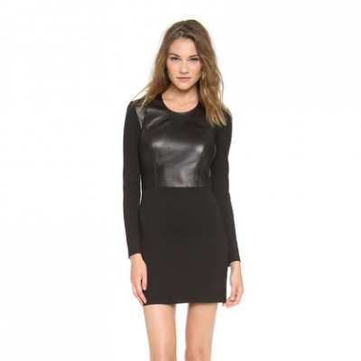 Leather Dress | LadyLUX - Online Luxury Lifestyle, Technology and Fashion Magazine