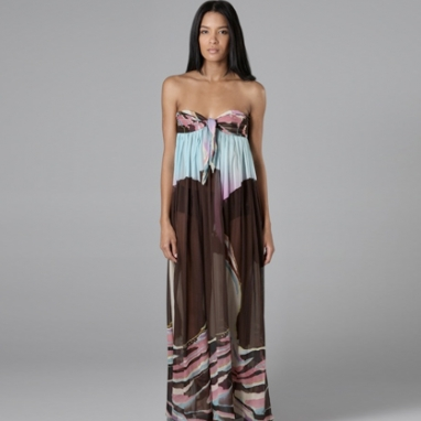 DVF Shannah Cover Up