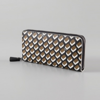 DVF Vintage Wallet | LadyLUX - Online Luxury Lifestyle, Technology and Fashion Magazine