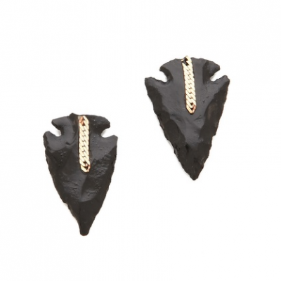 Arrowhead Earrings | LadyLUX - Online Luxury Lifestyle, Technology and Fashion Magazine