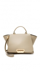 Eartha Beige Soft Handbag