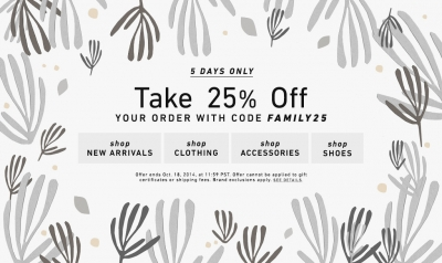 East Dane: Shop Friends + Family Sale | LadyLUX - Online Luxury Lifestyle, Technology and Fashion Magazine