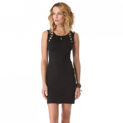 Black Bodycon Dress | LadyLUX - Online Luxury Lifestyle, Technology and Fashion Magazine