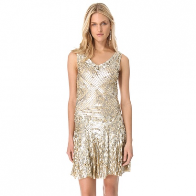 Sequin Tank Dress | LadyLUX - Online Luxury Lifestyle, Technology and Fashion Magazine