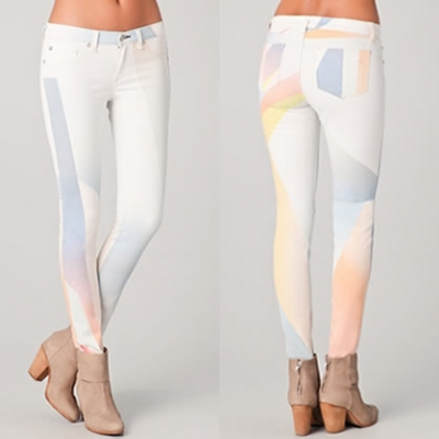 The Legging Jeans | LadyLUX - Online Luxury Lifestyle, Technology and Fashion Magazine