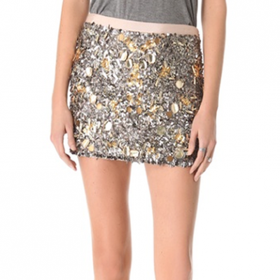 Confetti Miniskirt | LadyLUX - Online Luxury Lifestyle, Technology and Fashion Magazine