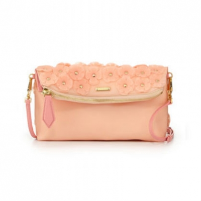 Flirty Floral Clutch | LadyLUX - Online Luxury Lifestyle, Technology and Fashion Magazine